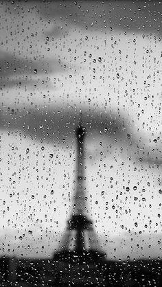 Paris in the rain......