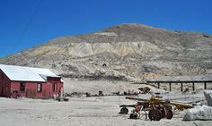 """Tonopah Historic Mining Park - """"Go underground through the Burro Tunnel in one of the mines, where visitors step into a steel cage to look into the 500-foot-deep stope. Enjoy your time in historic Tonopah, the """"Queen of the Silver Camps"""" and imagine what it was like in the early 1900s."""""""