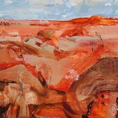 Tilpa road by Luke Sciberras Abstract Landscape Painting, Artist Painting, Landscape Paintings, Abstract Art, Landscapes, Amazing Paintings, Amazing Art, Australian Painting, Australian Artists