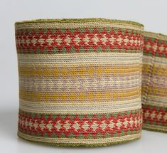 Tablet Weaving, Gold Work, Knit Crochet, Embroidery, Knitting, Folklore, Norway, Bands, Historia