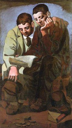 手紙を読む 1921