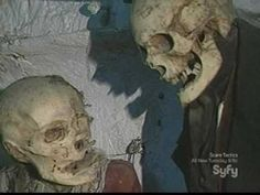 ▶ Scariest Places on Earth (Palermo Italy) - YouTube Catacombs for use with The Cask of Amontillado