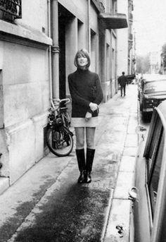 TODO ES BUENO-Francoise Hardy | Mark D. Sikes: Gente, Lugares Glamorous Chic, elegante Cosas