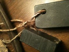 Iron-Sand Black Soap on a Rope www.iron-sand.co.nz The best black soap.  Inspired by the volcanic, magnetic mineral rich iron-sands, beaching the Tasman Sea in Raglan NZ.  100% Clean