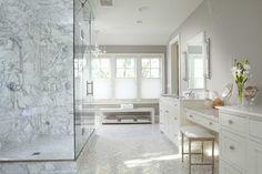 Master Bath - contemporary - bathroom - minneapolis - Charlie Simmons - Charlie & Co. Design, Ltd.
