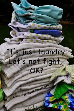 Cloth Diaper Guru: When did #clothdiaper laundry become such a controversy?