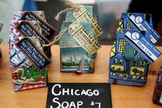 Christmas shopping in Chicago #10Best