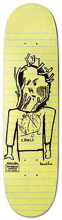 Model: Duane Pitre    Artist: Neil Blender    Company: Alien Workshop    Release Date: 1993
