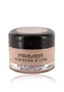 Gale Hayman .5 Oz Eye and Lip Primer by Gale Hayman. Save 2 Off!. $22.00. Helps diminish the appearance of tiny lines and imperfections with unique optical diffusers and slight color collection.  Under Eye Shadow, it creates a smooth base for long-lasting, non-crease color.  Under lipstick, it fills in creases, leaving your lips soft and supple