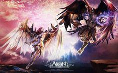 Aion - онлайн игра жанра MMORPG играть сейчас бесплатно
