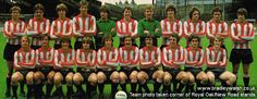 Bees late 1970's Brentford Fc, Team Photos, Bees, Team Pictures