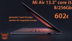 Offerta - Xiaomi Notebook Air 13.3 Core i5-7200U 8/256 Gb a 602€ garanzia 2 anni Europa e con spedizione da magazzino EU! #Xiaomi #133 #CoreI7 #Laptop #NotebookAir13 #Offerta #Xiaomi https://www.xiaomitoday.it/?p=34579