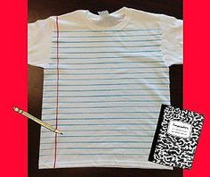 Back-to-School T-shirt – Start School in Style!