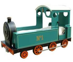 Trains! Train themed kids rooms that will makes any kids dreams come true! Featured on Designdazzle.com