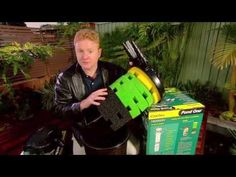 Installing Pond One Filters - Fish Tails with Paul Talbot
