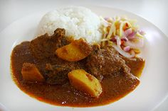 Mutton Curry @ Home