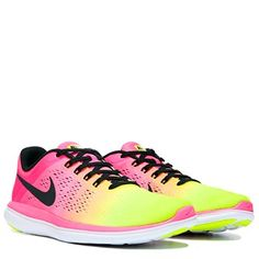 d521667d3b41 Nike Women s Flex 2016 RN Running Shoe at Famous Footwear Nike Flex