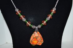 Exquisite Beautiful Sea Sediment Jasper and by SimpleEleganceCole