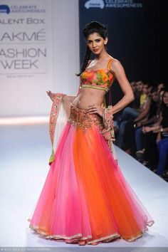 View LFW'13: Anushree Reddy Pics on TOI Photogallery