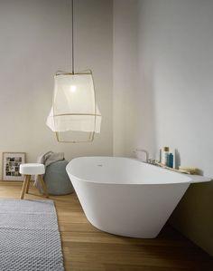 Fonte by Rexa Design | #design Monica Graffeo #bathroom @Lexa W Van Volkenburg Design
