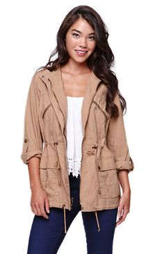 LA Hearts Anorak Jacket #lahearts #pacsun awesome fall must have!