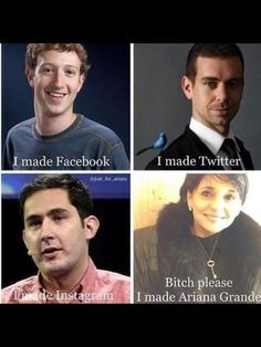 Funny Memes, Hilarious, Jokes, Ariana Grande Meme, Lost Pictures, Bae, Thanks Mom, Queen, Celebs