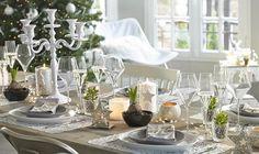 Mesas de Navidad Maisons du Monde
