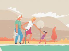 Prescribe Wellness - Relationships by Seth Eckert #Design Popular #Dribbble #shots