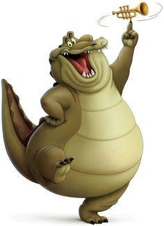 "Louis - (""Crocodile"") - ""Princess and the Frog"""