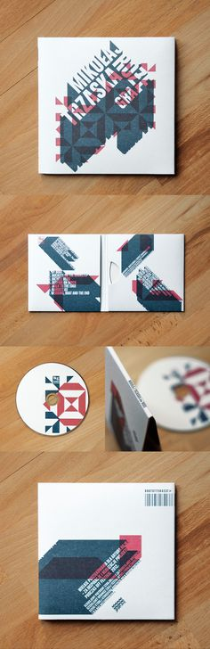 CDs / artwork & booklet on Behance. f you want to customize a good-looking CD packaging, visit www.unifiedmanufacturing.com.
