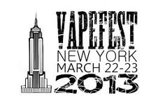 Ready to join our vape friends for the #NewYorkVapefest.