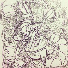 wookjinclark's photo on Instagram фобия жуки