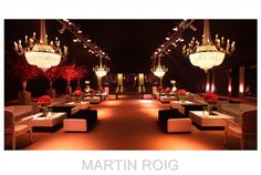 Ambientacion Martin Roig - Club Los Cedros (carpa) - Fotografo: Mauro Roll