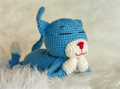 free crochet cat and kitten patterns Yahoo Search