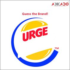 This shade of yellow and blue never fails to feed you!  Can you guess this #brand? #GuessTheBrand #BrandName #GuessTheLogo #BrandMystery #Logo #Akkado #ConnectingTheDots #Puzzle #Quiz