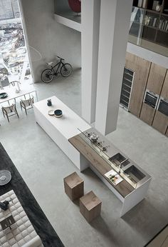 Loft house | Kitchen
