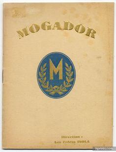 """Mogador (Theatre) 1931 """"La Vie Parisienne"""" Jane Marnac, Danielle Brégis, Félix Oudart, Rose Carday, Jenny Carré"""