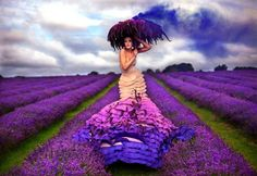 paradis express: Kirsty Mitchell