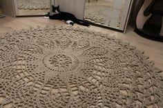 Carpet jute  Good morning  my love .Carpet