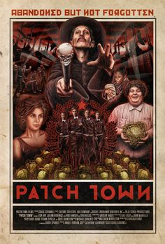 Patch Town. Jingle Punks Music Omg it's a cabbage patch horror ish movie. What?!