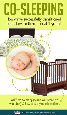 How we easily transition each of our babies from co-sleeping to their own crib. We& successfully done this 4 times anywhere between 1 year old and 2 and a half. This is a no-cry method for transitioning babies and toddlers! Bed For 1 Year Old, 1 Year Old Girl, One Year Old Baby, Baby Co, Get Baby, Transition To Crib, Crying It Out Method, Bebe 1 An, Crib Bedding Boy