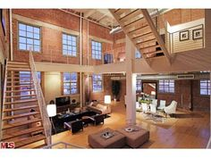 Vincent Gallo Downtown Los Angeles Loft