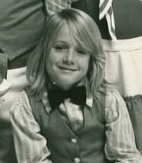 Lil' Keith Urban. Not much has changed here, same sweet face and basic hair