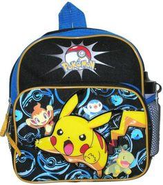 Pokemon Feeding Tube Backpack by Feediefriends on Etsy
