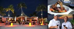 Barefoot Restaurant Aruba - Elegant Dining in Flip Flops    You literally dine in the water :) or make sure to get a table not too close to the water bc the tide comes in and youll definitely be in the water :D:D:D:D