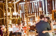 oh my goodness. the prettiest wedding ever! California Barn Wedding: Annie + Brian