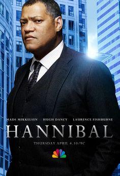 Hannibal TV Series | Hannibal Series TV Poster by MARRAKCHI