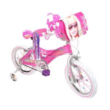 """16"""" Barbie Bike for Girls with Bling It! Bicycle Kit - Shop.Mattel.com"""