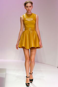 marigold  #fashion #trends #2012