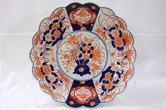 Antique Japanese Imari porcelain